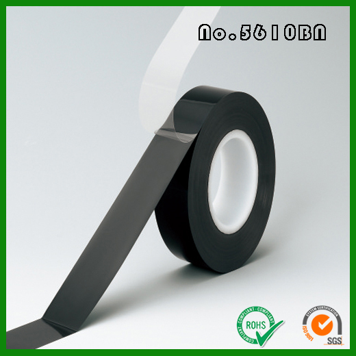 日东5610BN黑色PET双面胶带_Nitto 5610BN黑色聚脂薄膜0.1厚度双面胶