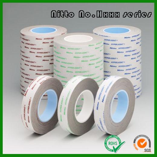 日东H8012柔软丙烯酸泡棉双面胶带_Nitto H8012柔软1.2mm厚度高粘性双面胶