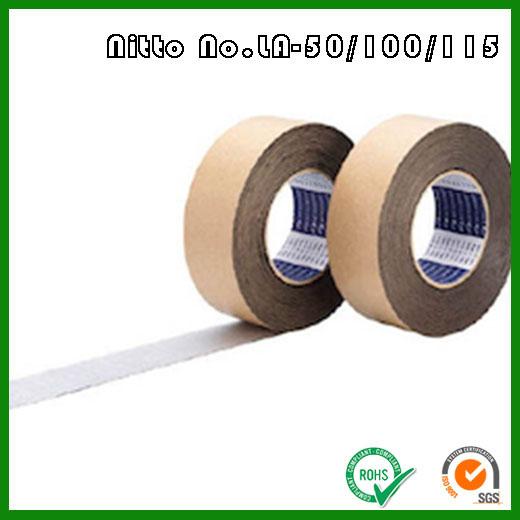 日东LA-100无基材双面胶带_Nitto LA-100低排气0.1mm厚度高性能转移胶带