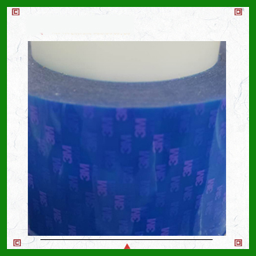 3M8006蓝膜双面胶_3M800x系列高性能PET蓝膜双面胶